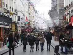 The Greatest Street in Paris: 17 Rue Montorgueil 2nd Arr.