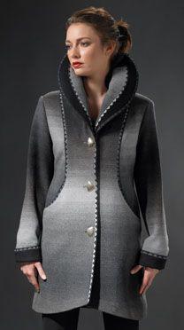 riding jacket - interesting designs by Sarmite.com