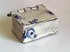 Катерина Гепта, коробочка на навесах