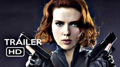 """Black Widow"" Comic-Con Trailer (2018) HD"