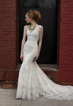 Pnina Tornai Dress | Wedding Dresses To Kill For | Pinterest ...