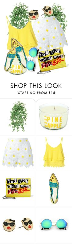 """Untitled #314"" by suncokret-12 ❤ liked on Polyvore featuring Modern Alchemy, Dolce&Gabbana, Glamorous, Jimmy Choo, Nicholas Kirkwood and Kate Spade"