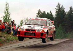1998 - Tommi Mäkinen (Mitsubishi Lancer Evo V)