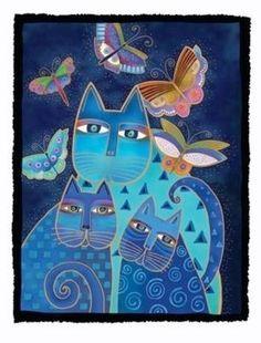 לורל ברץ' - חתולים