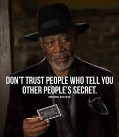 Or the people who keep secrets DUH...---the main reason for this being, if they tell you other people's secrets, they will tell other people yours