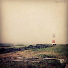 I've always loved lighthouses.