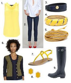 Maize and blue for Saturdays in Ann Arbor #Michigan