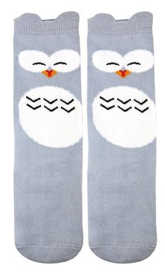 LITTONE Baby Kids Cotton Animal Knee High Tube Socks 2 Pairs S( 1 - 3 Years ) BS039-2pairs
