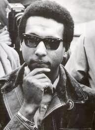 Stokely Carmichael from SNCC and the Black Panther Party