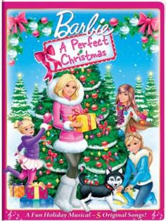 Barbie: A Perfect Christmas on DVD Only $9.83!