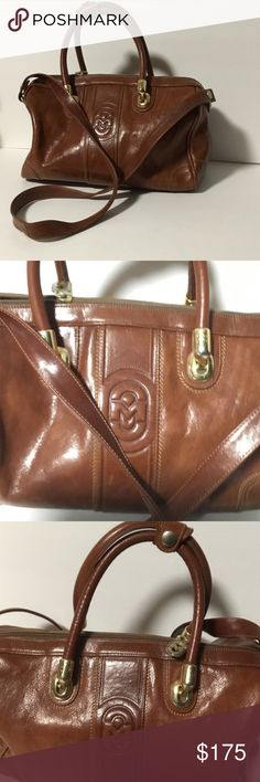 86024b0498 Italian leather purse Hand made Italian leather purse from Marino Orlandi.  It is a large