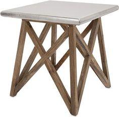Mast Aluminum Clad Table