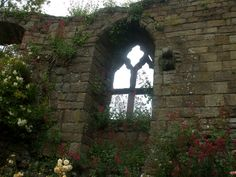 Cockermouth Castle Cumbria, British Isles, Castle, England, Spaces, Flowers, Abandoned Homes, Ruins, Castles