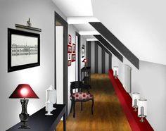Comment mettre en valeur un couloir ? - Journal des Femmes Décoration