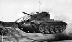 "Tank Cruiser Mk VIII ""Cromwell"" (A27M)"
