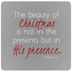 10 Bible Quotes For Christmas