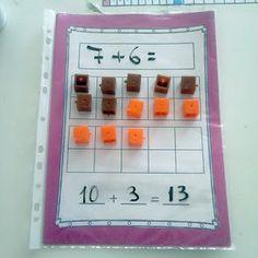 Το πάτημα στη δεκάδα είναι μια μαθηματική στρατική υπολογισμού που βοηθάει τους μαθητές να υπολογίζουν νοερά και με μεγαλύτερους αρι...