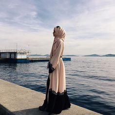 The most beautiful abaya I have ever seen