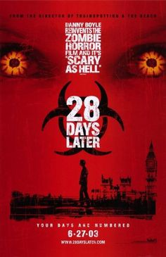 28 Days Later Poster Movie B 11x17 Alex Palmer Bindu De Stoppani Jukka Hiltunen David Schneider