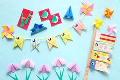 子どもの健やかな成長を願う端午の節句=こどもの日と言えば、こいのぼりやかぶとが思い浮かびますね。子どもと一緒に作れる簡単なこどもの日にちなんだ工作を集めました♪ お子さんと一緒に季節の行事を楽しみましょう!
