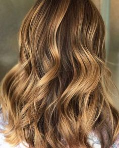 new hair color to love - hot toddy bronde