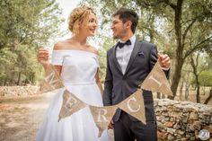 Banderole mariage Merci