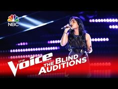 """The Voice 2016 Blind Audition - Moushumi: """"Wicked Game"""" - YouTube"""