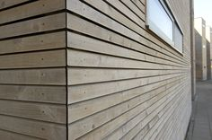 Flexboliger, Skejby - Thermowood