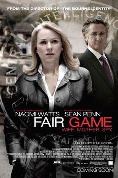 Viaggio nel CIA-gate. Uno sporco affare dalle dimensioni bellico-inimmaginabili. #FairGame – Caccia alla spia (2010, di Doug Liman) con #NaomiWatts e #SeanPenn