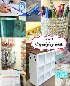 I have some great organization ideas for you today! If you are like me, when the new year hits, I am all about getting organized. Whether it is getting a great cleaning routine, organizing the pantry, or getting a new calendar… I know we can all use a little help! You guys are going to …