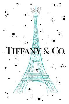 Tiffany Blue Rooms, Tiffany Girls, Tiffany Art, Tiffany Shop, Tiffany And Co, Tiffany Blue Box, Tiffany Blue Wallpapers, Cute Wallpapers, Canvas Frame