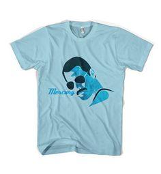 Freddie Mercury Inspired T shirt