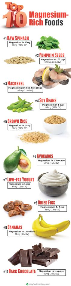 Magnesium plays a part in more than 300 metabolic reactions. Boost your intake of this beneficial mineral and manage your metabolism with these magnesium-rich foods.
