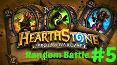 HearthStone►Tavern Brawl►Random Battle #5