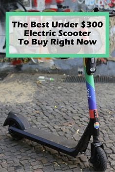 Are you looking for the best electric scooter?  If so then please check out our buying guide for reviews of the top 7 electric scooters under $300 and scooter FAQ. Cheap Electric Scooters, Best Electric Scooter, E Scooter, Rear Wheel Drive, Outdoor Power Equipment, Good Things, Check, Fun, Searching