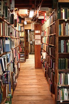 i love bookstores like this #books