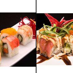 Hoy es miércoles de 2x1 y tú hambre lo sabe... #Shintai #sushi #delicioso