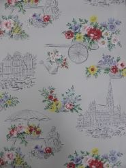 bloemenmarkt Retro Wallpaper, Modern Wallpaper, Diagram, Colours, Map, Prints, Vintage, Location Map, Maps