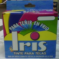 PARA TEÑIR EN FRÍO!!!!