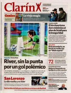 OpinionPublicaSantafesina(ops): diarios de la argentina de hoy 7 de abril