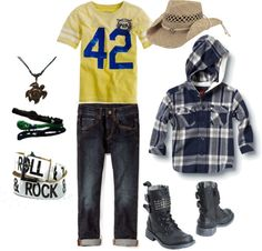 """Friday Night Lights"" by goldberg117 on Polyvore"