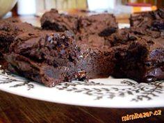 SENZAČNÍ ČOKOLÁDOVÉ Brownies