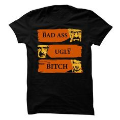 Breaking bad the bad ass, the ugly and the bith T Shirts, Hoodies. Check price ==► https://www.sunfrog.com/Funny/Breaking-bad--the-bad-ass-the-ugly-and-the-bith.html?41382 $21.95
