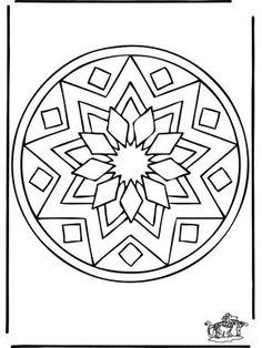 Desenho Mandala 35 Pintado Por Prosperidade Pictures