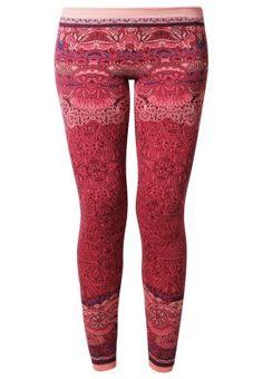 Leggingsit - punainen
