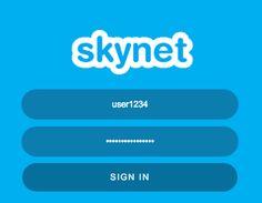 skynet - Free Themes to Mikrotik Hotspot