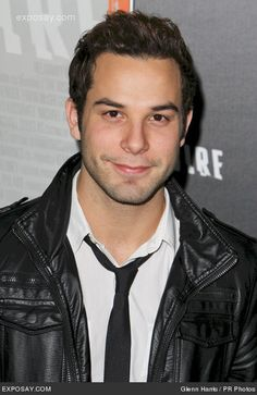 Skylar Astin! He is an adorable, hunky actor! :D <3 I also love his singing voice! He's so cute! Its funny how I never noticed until now. I seen Pitch Perfect seen him in it, then looked him up. he's just so good looking!