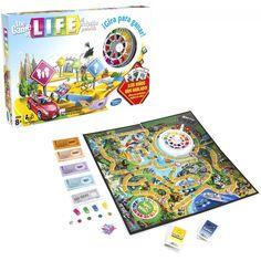 Juego GAME OF LIFE - EDICION PROFESION PREFERIDA de Hasbro Precio 25,07€ en IguMagazine #juguetesbaratos