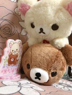 Rilakkuma, Aesthetic Pictures, Plushies, Teddy Bear, Toys, Animals, Aesthetic Images, Activity Toys, Animales