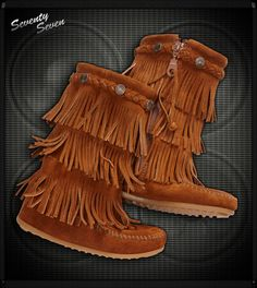 Minnatonka fringe boots- I so want these Hair Line Up, 77 Kids, Sport Hair, Fringe Boots, Kids Boots, Urban Chic, Mens Outfitters, Cool Hairstyles, Sporty Hairstyles